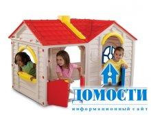 Безопасные и надежные домики для игр