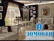 Декоративные идеи для гостиных