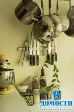 Кухня, наполненная окнами