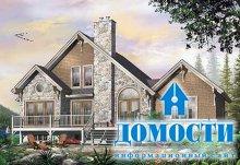 Проекты домов в горах