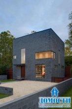 Кубическая жилая архитектура