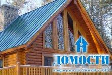 Трехслойная защита деревянного дома