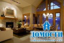 Интерьеры красивых гостиных