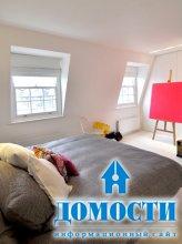 Клинический, но теплый дизайн квартиры