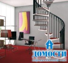Гармоничный дизайн лестниц