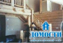 Внутреннее содержание домов из бревна