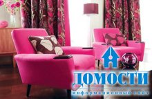 Цвет в дизайне интерьера гостиной