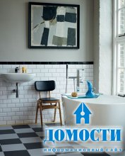 Практичные интерьеры ванных