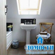 Нетрадиционные идеи дизайна ванных