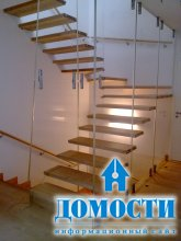 Международное качество деревянных лестниц