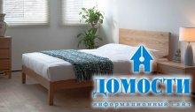 Современные кровати из сосны