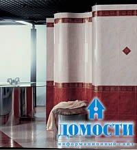Кафельный дизайн ванной