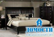 Выбор деревянной кровати