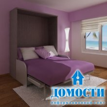 Простота и комфорт современных кроватей