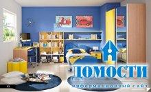 Самостоятельный дизайн детской комнаты