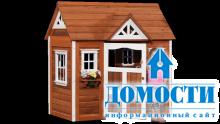 Кедровые домики для игр и развития