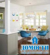 Современные кухонные уголки