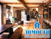 Декорирование деревянного дачного дома