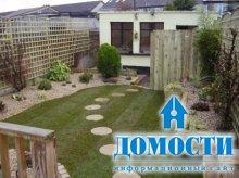 Дизайн маленьких дворов