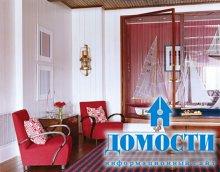 Элегантные гостиные скромных размеров