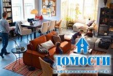 Декор небольших гостиных: советы
