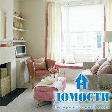 Подбор мебели для маленькой гостиной
