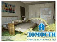 Возвращение моды на зеленые спальни