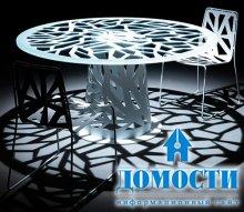 Перфорированная мебель