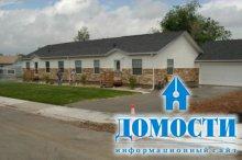 Строительство жилых модулей
