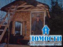 Каркасный дачный домик своими руками