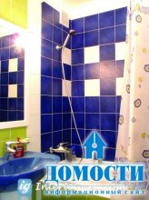 Ванные, подчеркивающие статус владельца