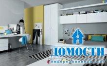 Стильные комнаты для подростков