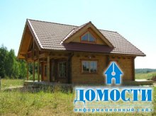 Средства защиты бревенчатых домов