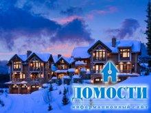 Шале рядом с лыжными курортами