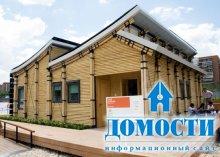 Солнечный бамбуковый дом