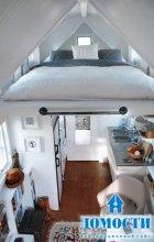 Мобильный дом для путешествий