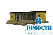 Сборные дома от мебельного гиганта