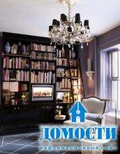 Пышный интерьер маленькой квартиры