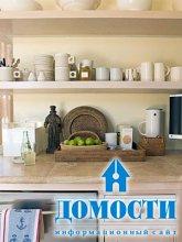 Небольшие хитрости для маленькой кухни