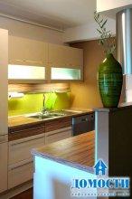 Подбор мебели для маленькой кухни