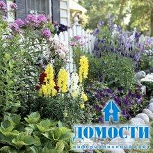 Дизайн деревенских садов и дач