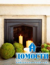 Камины в домах и квартирах