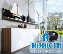 Стильные стенки от немецкого дизайнера