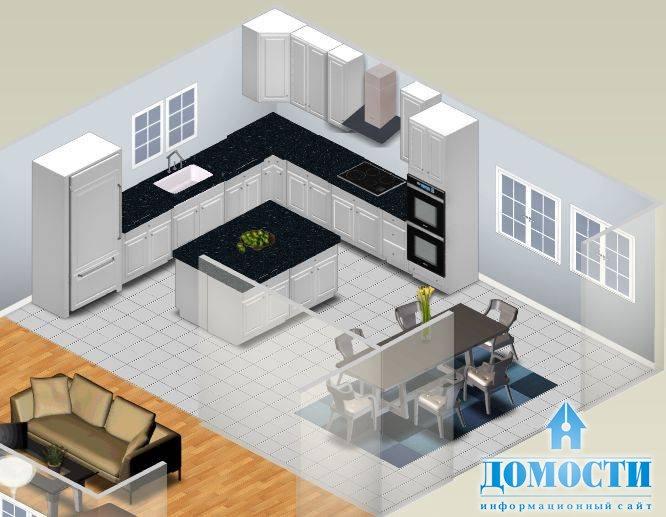 Скачать программу для дизайна кухни