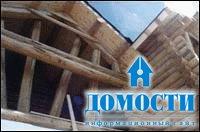 Деревянные дома с теплой крышей