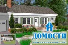 Дизайны крыльца для одного дома