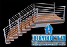 Модульный лестничный дизайн