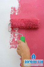 Способы нанесения текстурной краски