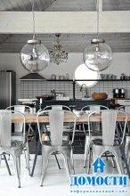 Промышленный дизайн кухонь