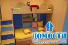 Дизайн детских кроватей